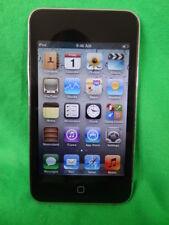 Apple iPod Touch 3rd Gen WiFi Portable Black MP3 Music Player 32GB A1318 MC008LL
