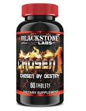 Blackstone Labs CHOSEN 1 Anabolic Muscle Mass Dry Gains - 60 tablets