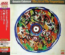 The Art Of The Improvisers [Audio CD] Ornette Coleman …