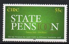 L'Irlanda Gomma integra, non linguellato 2008 SG1915 CENTENARIO DELLA LEGGE SULLE PENSIONI di vecchiaia