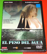 EL PESO DEL AGUA / THE WEIGHT OF WATER -DVD R2- English Español - Precintada