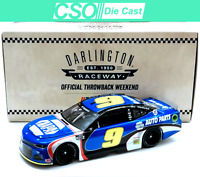Chase Elliott 2020 NAPA Darlington Throwback 1/24 Die Cast IN STOCK