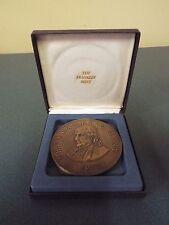 Ben Franklin -The Franklin Mint - 1972 - Calendar - Bronze