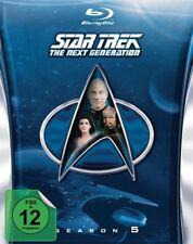 STAR TREK: THE NEXT GENERATION, Season 5 (6 Blu-ray Discs) NEU+OVP