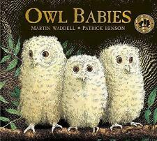 Owl Babies by Martin Waddell (Board book, 2017)