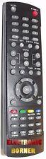 Ersatz Fernbedienung für Medion MD26001 Twin receiver MSN50041206 MSN 5004 1206