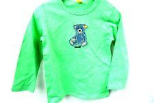 Steiff Acuarelas Camisa, Verde T.74 + 80