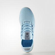 ADIDAS ORIGINALS PW TENNIS HU Ice Blue White Pharrell Williams CP9764