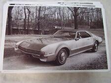 1967 OLDSMOBILE TORONADO  11 X 17  PHOTO PICTURE