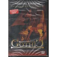 Gótico DVD Russell Ken / Gabriel Byrne/Miriam Cyr / Julian Sands Sellado
