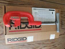 RIDGID 32820 Model 2-A Heavy-Duty Pipe Cutter, 1/8-inch to 2-inch NEW
