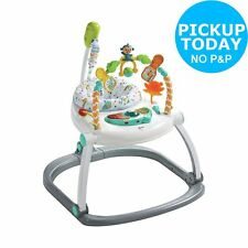 Fisher-Price Colourful Carnival SpaceSaver Jumperoo.