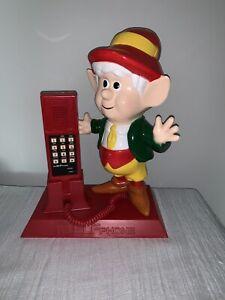 Keebler ELF Telephone telELFphone 1985 Vintage PHONE Clean Works Land Line