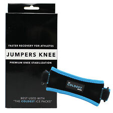 Jumpers Knee Pain Relief & Patella Stabilizer Knee Strap Brace Support