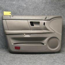 2003-2007 Ford Taurus LH Front Drivers Power Door Panel Two-Tone Gray OEM 38958