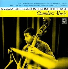 Paul Chambers - Chambers Music: A Jazz Delegation from the East
