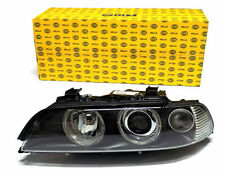 BMW 5 Series E39 00-03 Headlight Headlamp Left Passenger Near Side N/S OEM Hella
