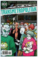 Transmetropolitan #2 - VF/NM  new unread