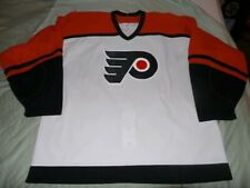 CCM Philadelphia Flyers Authentic 91-92 Blank Jersey Vintage 90s RARE size 54