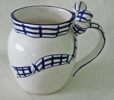 Kaffeebecher MAXI SCHLEIFE und BROT Decor