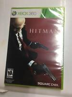 Hitman: Absolution (Microsoft Xbox 360, 2012) XBOX 360 NEW FACTORY SEALED
