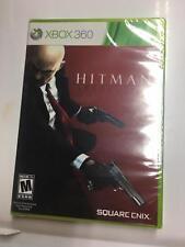 Hitman: Absolution (Microsoft Xbox 360, 2012) XBOX 360 NEW FACTORY SEALED