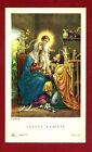 SANTINO LA SACRA FAMIGLIA IMAGE PIEUSE - HOLY CARD- Heiligenbild