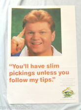 RUGBY LEAGUE  POSTER - PAUL VAUTIN