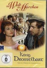 König Drosselbart - Die Welt der Märchen - DEFA DDR DVD Neu!