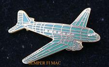 C-47 DAKOTA DC-3 HAT PIN US ARMY AIR CORPS AIR FORCE WORLD WAR 2 BERLIN AIRLIFT