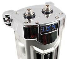 Pcx5F Capacitor Power Acoustik 5-Farad Digital Cap