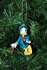 Donald Duck, Policeman, Cop, Sheriff Christmas Ornament
