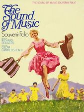 The Sound of Music Sheet Music Souvenir Movie Folio Vocal Selections N 000312394
