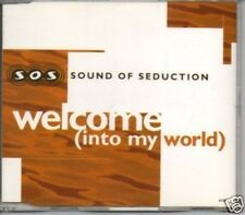 (716Q) Sound of Seduction, Welcome (into My Worl- DJ CD