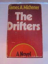 The Drifters: James A. Michener, 1st Edition, 1971. Random House w/ Dust Jacket