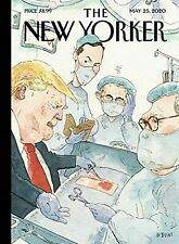 THE NEW YORKER MAGAZINE  MAY 25 2020 NEW & UNREAD