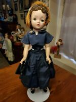 "Rare 1950's MADAME ALEXANDER 21"" CISSY DOLL~LIMITED TIME OFFER~FREE SHIPPING!!"