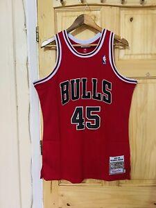 Chicago Bulls Vintage 45 Jordan Size Medium