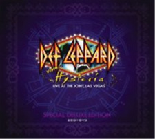Def Leppard-Viva! Hysteria CD with DVD NEW