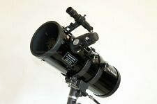 Skywatcher Skyhawk 1145 EQ1 Newtonian telescope with 3 eyepieces and tripod