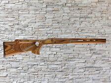 Boyds Varmint Thumbhole Wood Stock Nutmeg for CZ 550 SA Bull Barrel DBM Rifle