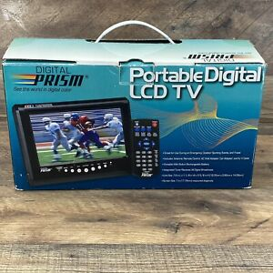 Digital Prism TV With Remote 7 inch Portable Digital LCD TV Brand New In Box