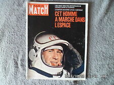 PARIS MATCH N°833 27/03/1965 Espace Leonov URSS Tournoi 5 nations Picasso  I43
