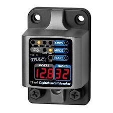 Trac Digitale Interruttore con Led Amp / Volt Display 30-60 Amplificatore 12v -