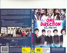 One Direction-All For One-2012-Music Band-DVD