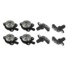 FOR Mercedes-Benz C300 SL550 Camshaft Position Sensors & Adjuster Magnets Kit