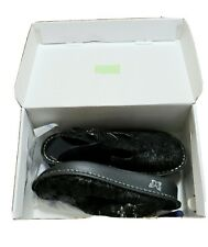 Algeria Classic Gracie Size 38 Black clogs Pre owned with box