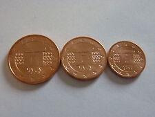 DESTOCKAGE : PIECES  1+2+5  CT  MALTE  2008  NEUVES