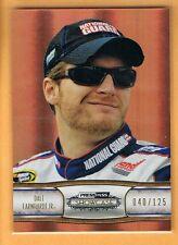 2011 Press Pass Showcase Gold Dale Earnhardt Jr. /125 NASCAR #34