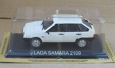 LADA SAMARA 2109 - MINIATURA COLECCIÓN 1/43 IXO -LEGENDARY COCHE AUTO-B10